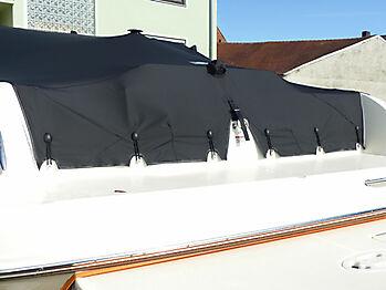 Persenning Sea Ray 235 Weekender Bootspersenning 09