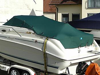 Persenning Sea Ray 240 Bootspersenning 09