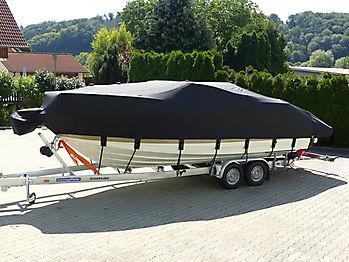 Persenning Sea Ray 250 Sun Sport Ganzpersenning 03
