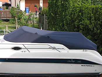 Persenning Sea Ray 250 Sundancer Bootspersenning 02