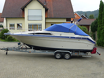Persenning Sea Ray Sorrento 25 Bootspersenning 03