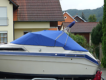 Persenning Sea Ray Sorrento 25 Bootspersenning 04