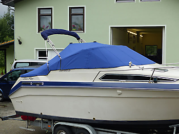 Persenning Sea Ray Sorrento 25 Bootspersenning 06