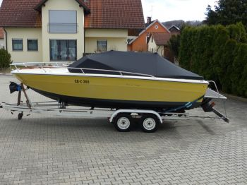 Persenning Sea Ray SRV 200 Bootspersenning 03