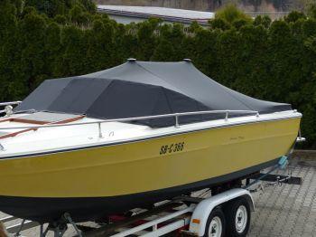 Persenning Sea Ray SRV 200 Bootspersenning 06