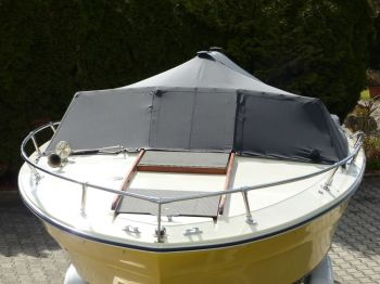 Persenning Sea Ray SRV 200 Bootspersenning 07