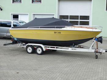 Persenning Sea Ray SRV 200 Bootspersenning 08