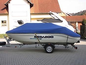 Persenning Seadoo Sportster 1800 CC Bootspersenning 02
