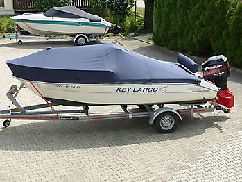 Persenning Sessa Key Largo 19 Bootspersenning 01