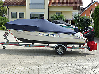 Persenning Sessa Key Largo 19 Bootspersenning 02