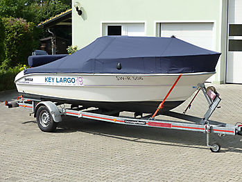 Persenning Sessa Key Largo 19 Bootspersenning 05