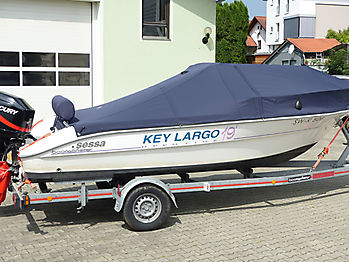 Persenning Sessa Key Largo 19 Bootspersenning 07