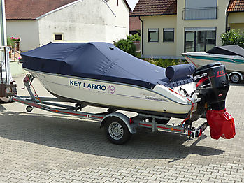 Persenning Sessa Key Largo 19 Bootspersenning 08