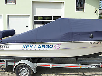Persenning Sessa Key Largo 19 Bootspersenning 12