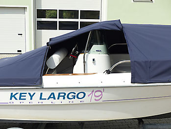 Persenning Sessa Key Largo 19 Bootspersenning 13