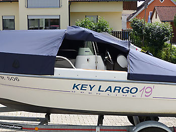 Persenning Sessa Key Largo 19 Bootspersenning 14