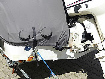 Persenning Sessa Key Largo 20 Deck Ganzpersenning 10