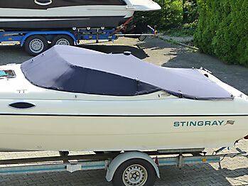 Persenning Stingray 609ZP Bootspersenning 02
