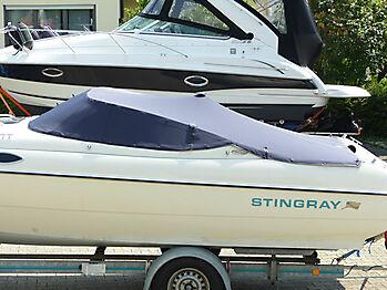 Persenning Stingray 609ZP Bootspersenning 04
