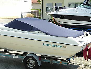 Persenning Stingray 609ZP Bootspersenning 08