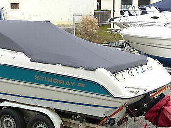 Persenning Stingray 659ZP Bootspersenning 08