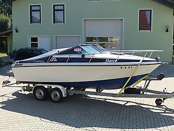 Persenning Sunbird 208 Cuddy Bootspersenning 04