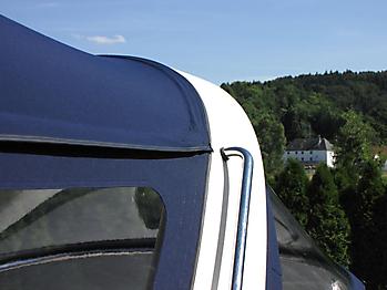 Verdeck Bavaria 270 Sport Bootsverdeck Persenning 24