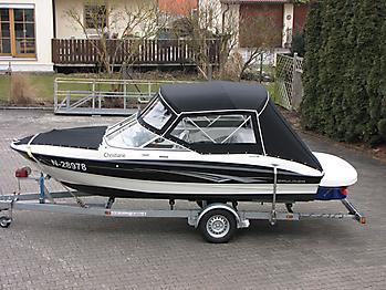 Verdeck Bayliner 185 Persenning 02