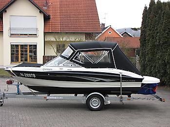 Verdeck Bayliner 185 Persenning 04