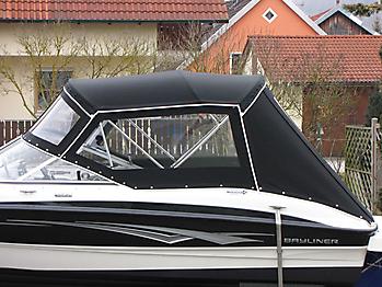 Verdeck Bayliner 185 Persenning 05