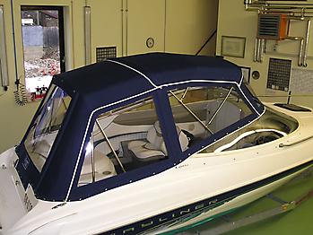 Verdeck Bayliner 2052 LS Persenning 09