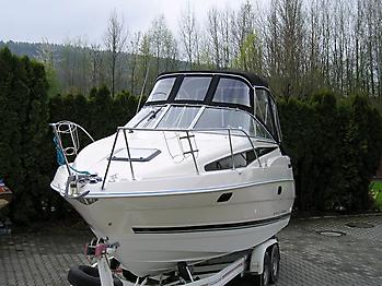 Verdeck Bayliner 2355 Persenning 04
