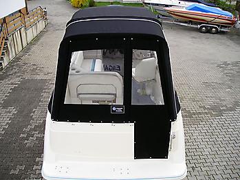Verdeck Bayliner 2355 Persenning 06