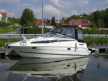 Verdeck Bayliner 2355 Persenning 08