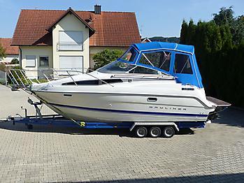 Verdeck Bayliner 2355 03