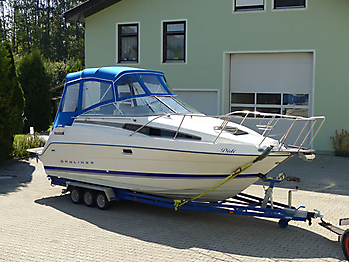 Verdeck Bayliner 2355 11