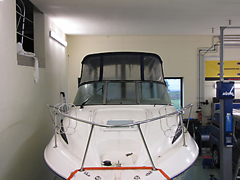 Originalverdeck Bayliner 245 05