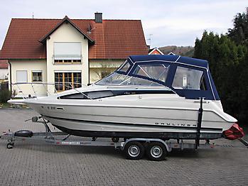 Verdeck Bayliner 2655 Persenning 03