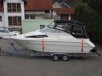 Verdeck Bayliner 2655 Persenning 01