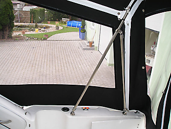 Verdeck Bayliner 2655 Persenning 21