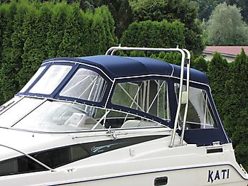 Verdeck Bayliner 2655 Bootsverdeck Persenning  06