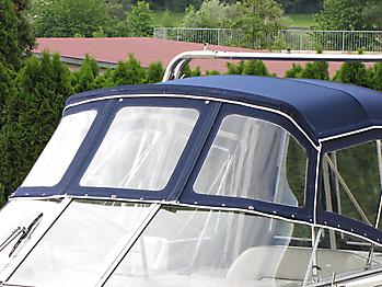 Verdeck Bayliner 2655 Bootsverdeck Persenning  08