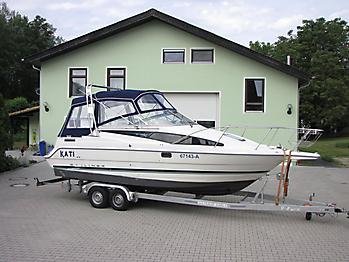Verdeck Bayliner 2655 Bootsverdeck Persenning  15