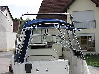 Verdeck Bayliner 2655 Bootsverdeck Persenning  21