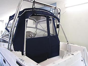 Verdeck Bayliner 2655 Bootsverdeck Persenning  38