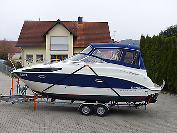 Verdeck Bayliner 265 Persenning 03