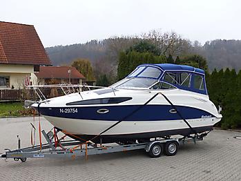 Verdeck Bayliner 265 Persenning 05
