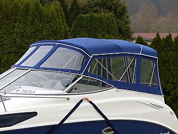 Verdeck Bayliner 265 Persenning 06