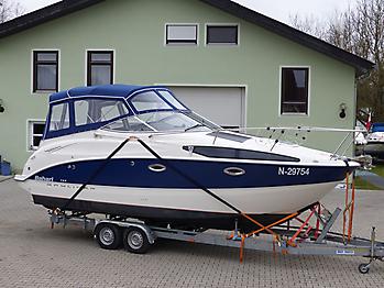 Verdeck Bayliner 265 Persenning 10