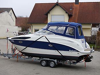 Verdeck Bayliner 265 Persenning 13